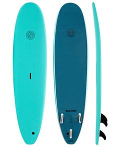 Gnaraloo Beach Cruiser Torq Steel Soft Surfboard