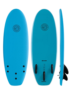 Gnaraloo Dune Buggy Blue Blue Soft Surfboard
