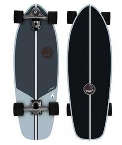 "SLIDE Gussie Performance 31"" Surf Skateboard"