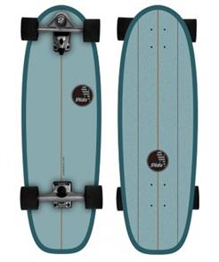 "SLIDE Gussie Spot X 31"" Surf Skateboard"