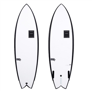Hayden Shapes MISC FUTURE FLEX SURFBOARD, FUTURES, EPS WHITE