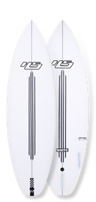 Hayden Shapes Hayden White Noiz Grom, EPS Surfboard, Futures