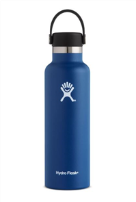 HYDRO FLASK 21oz (621mL) Standard Mouth, Cobalt