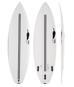 Chilli Hot Knife Twin Tech Construction Surfboard