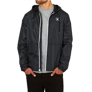 Hurley Blocked Runner 2.0 Jacket Blocked Runner 2.0 Jacket-00A-Black