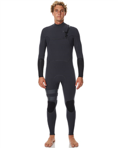 Hurley ADVANTAGE MAX 3 / 3MM FULL SUIT STEAMER WETSUIT, Anthracite