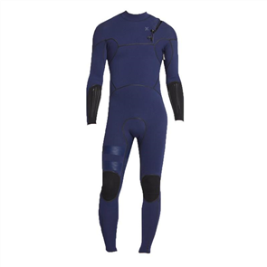 Hurley ADVANTAGE MAX 3 / 3MM FULL SUIT STEAMER WETSUIT, Navy