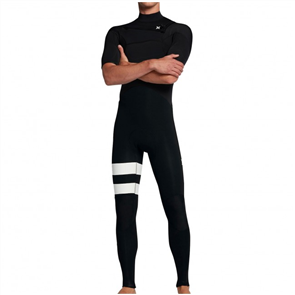 Hurley Advantage Plus 2/2 Mm S Full Suit Wetsuit, 010 Black
