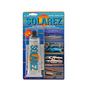 Solarez Polyester Lrg 105Ml, White