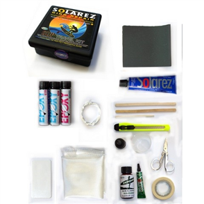 Solarez Epoxy Sup Travel Kit
