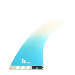 """FCS Ii Connect Pg 9"""" Blue Lb Fins"""