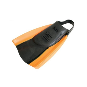 Hydro Surf Tech 2 Fin Black/Orange - Extra Lr