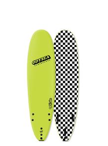 Odysea 80 Odysea Log Softboard, Electric Lemon 17