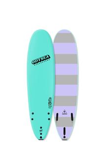 Odysea 80 Odysea Log Softboard, Turquoise 17