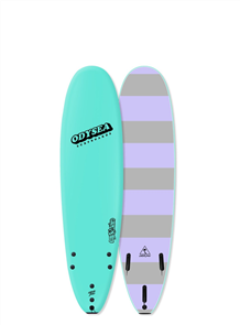 Odysea 80 Odysea Plank Softboard, Turquoise 17