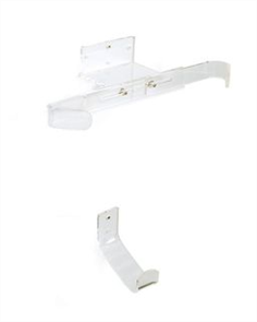 Ocean & Earth Invisible Surfboard Rack, Vertical