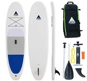 Adventure Paddle Inflatable SUP Kit - Blue