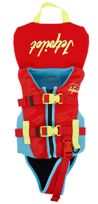 Jet Pilot Cause F/E Infant Neo Buoyancy Vest