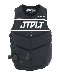 Jet Pilot RX Mens SE Neo Vest, Black/ White