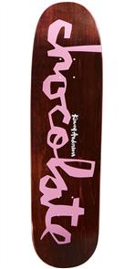 "Chocolate Original Chunk Deck, Kenny Anderson Size 8.5"""