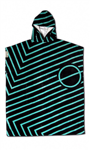 LEUS Surf Poncho, Joint Turquoise