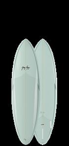 Gerry Lopez Midway FP FCS II Surfboard