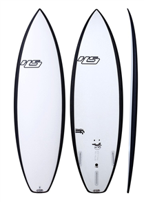 Hayden Shapes Love Buzz FF Surfboard, Clear