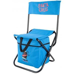Santa Cruz Sc Cooler Chair, Screaming