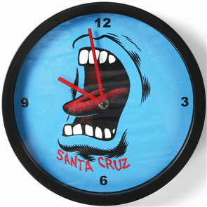 Santa Cruz Screaming Clock, Blue