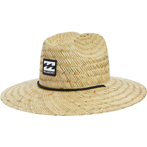 Billabong Tides Straw Hat, Natural