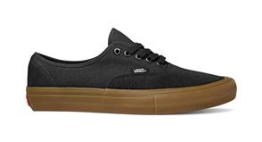 Vans Authentic Pro Shoes, Black Classic Gum