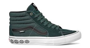 Vans Sk8-Hi Pro Shoes, (Independent) Spruce