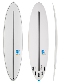Chilli Mid Strength Twin Tech Construction Surfboard