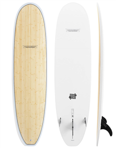 Modern Double Wide X2 Epoxy Mini Mal Surfboard