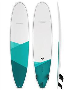 Modern Blackbird X1 Epoxy Long Board Sea Green