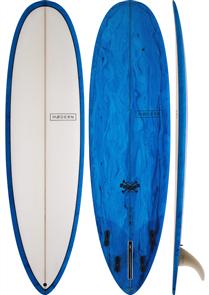 Modern Love Child Surfboard, Blue Tint