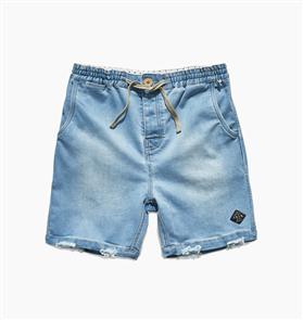 The Critical Slide Society Mr Comfort Denim Shorts
