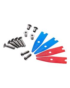 Armstrong Foils Polycarbonate Pro Shim Kit