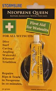 Unbranded Wetsuit Glue Repair Kit (With Patches)
