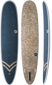 NSP 2017 06 Coco Endless Longboard, Blue