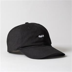 Obey Jumble Bar Hat II 6 Panel Hat NZ27