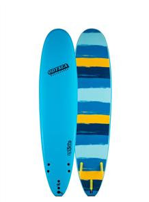 Odysea 90 Log Softboard, Cool Blue 20