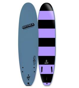 Odysea 7-0 Log Softboard, Blue Steel