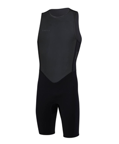 Oneill REACTOR II 2MM SHORTY SPRING SUIT, Black