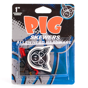 Pig Mounting Hardware
