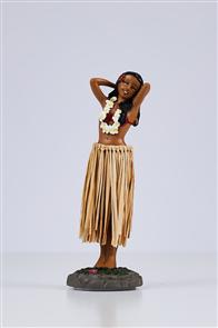 PlugNZ Dashboard Hula Doll - Lovely Leilani