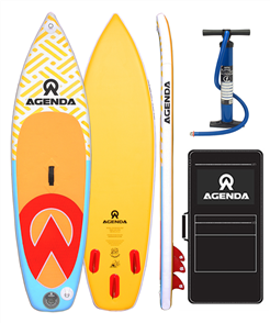 "Agenda Prodigy - SS 8'6"" Kids Inflatable iSup"