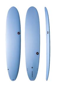 NSP Protech Longboard, Sky Blue