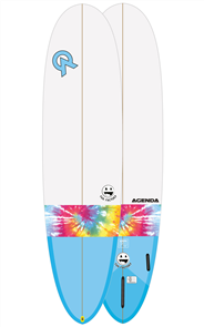 Agenda Surfboard Fun Factory Pu (FCS II)