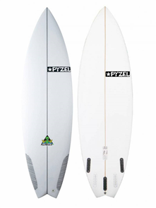 Pyzel Pyzalien 2 XL Surfboard with 3 or 5 Future Fin Plugs